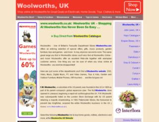 woolworths-uk.webs.com screenshot