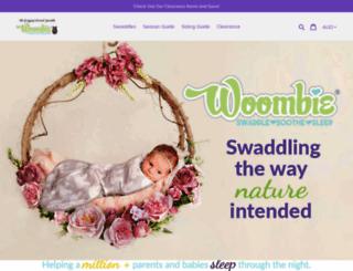 woombieaustralia.com.au screenshot