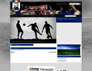 woombyesnakesfc.com screenshot