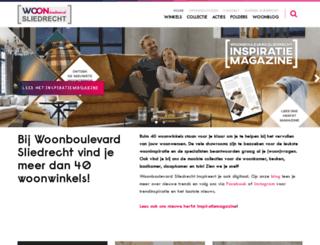 woonboulevardsliedrecht.nl screenshot