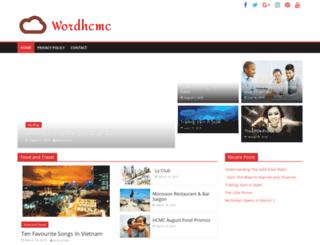wordhcmc.com screenshot