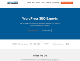 wordpresshound.com screenshot
