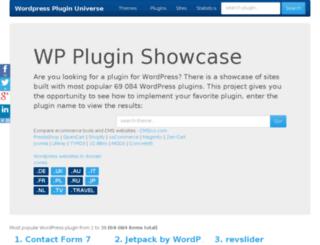 wordpresspluginsamples.com screenshot