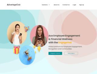 workadvantage.in screenshot