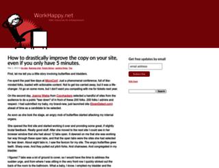 workhappy.net screenshot