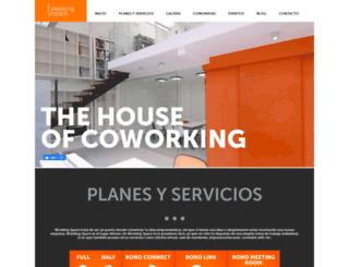 workingspace.es screenshot