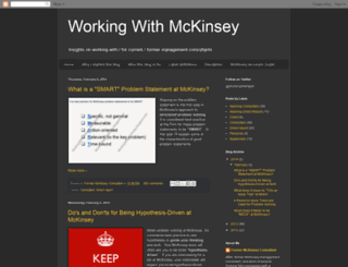 workingwithmckinsey.blogspot.de screenshot