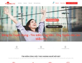 worklink.vn screenshot
