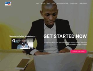 workonline.co.ke screenshot