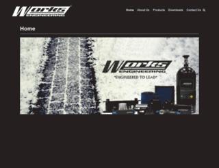 works-engineering.com screenshot