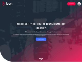 workshops.icon.com.mt screenshot