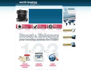 world-booking.com screenshot