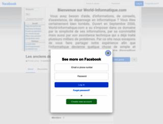 world-informatique.com screenshot