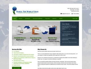 world-visa.com screenshot