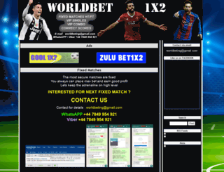 worldbet-1x2.com screenshot