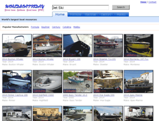 worldboattoday.com screenshot