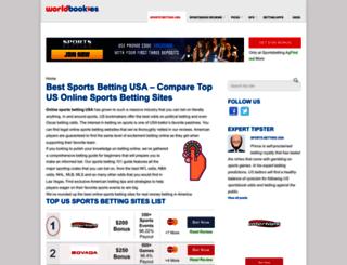 worldbookies.com screenshot