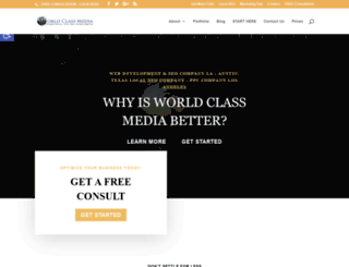 worldclassmedia.com screenshot