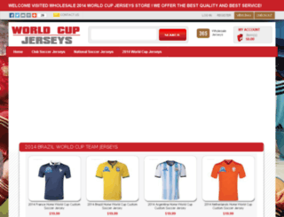 worldcupshirt.net screenshot