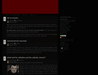 worldhaveyoursay.wordpress.com screenshot