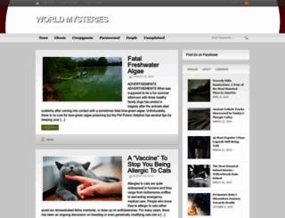 worldmysteries.org screenshot