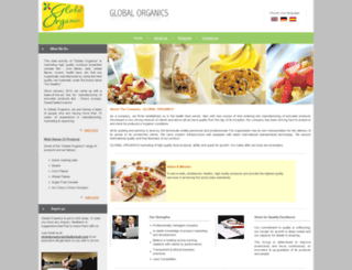 worldofcereals.com screenshot