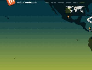 worldofmerix.com screenshot