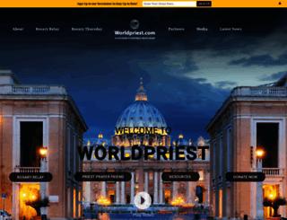 worldpriest.com screenshot