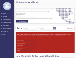 worldscale.co.uk screenshot
