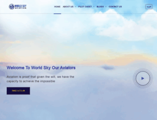 worldskyaviation.com screenshot