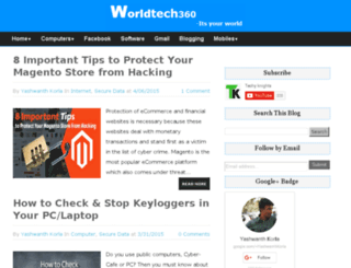 worldtech360.net screenshot