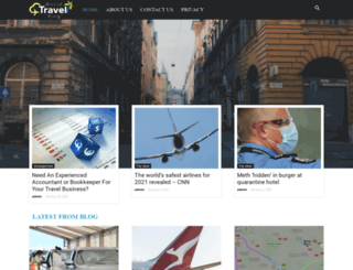 worldtravelblog.org screenshot