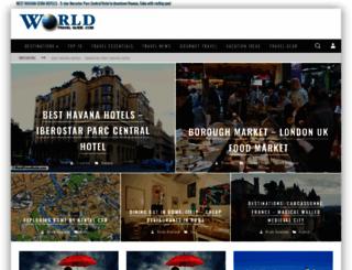 worldtravelguide.com screenshot