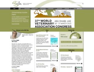 worldvet.org screenshot