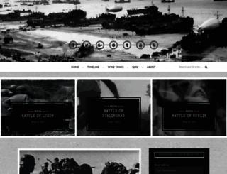worldwar2facts.org screenshot