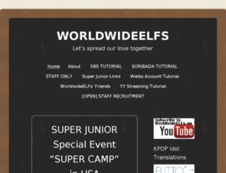 worldwideelfs.com screenshot