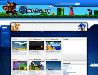 worms.spiel-jetzt.org screenshot
