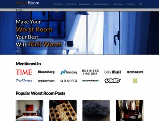 worstroom.com screenshot