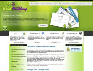 worth-over-doing.com screenshot