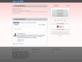 wotajkt48.caster.fm screenshot