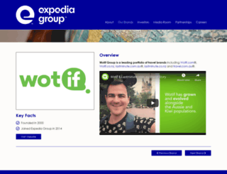 wotifgroup.com screenshot