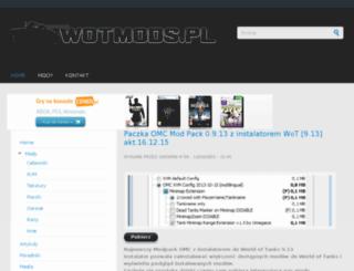 wotmods.pl screenshot
