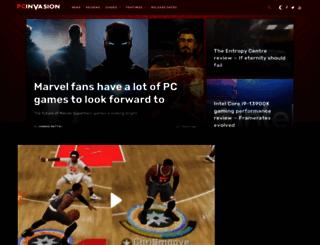 wow.incgamers.com screenshot
