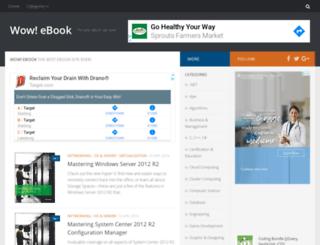 wowebook.com screenshot