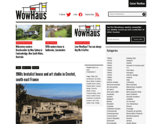 wowhaus.co.uk screenshot