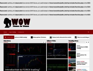 wowonline.org screenshot
