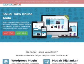 wowtoko.com screenshot