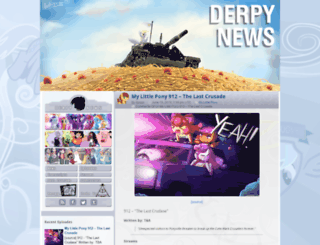 woy.derpynews.com screenshot