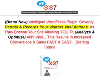 wp-007.com screenshot