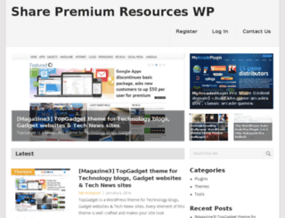 wp-autopost.com screenshot